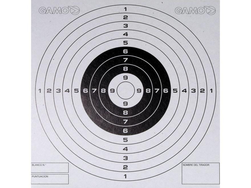 Gamo target
