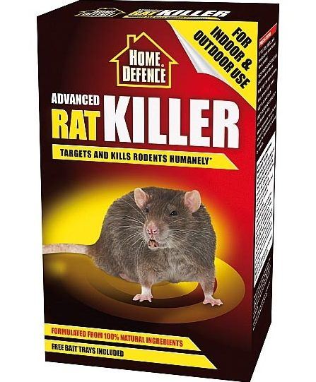 Rat poison does not kill squirrels.